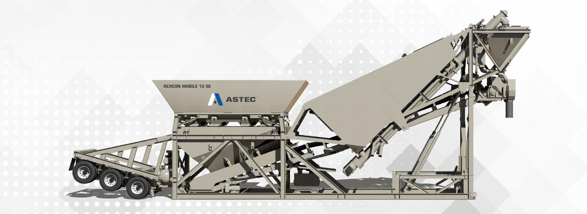 Astec Rexcon Mobile 12SE