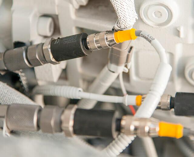 Roadtec Highway Class Asphalt Pavers Hydraulic Pressure Sensor