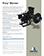 Astec Fury Asphalt Plant Burner Spec Sheet