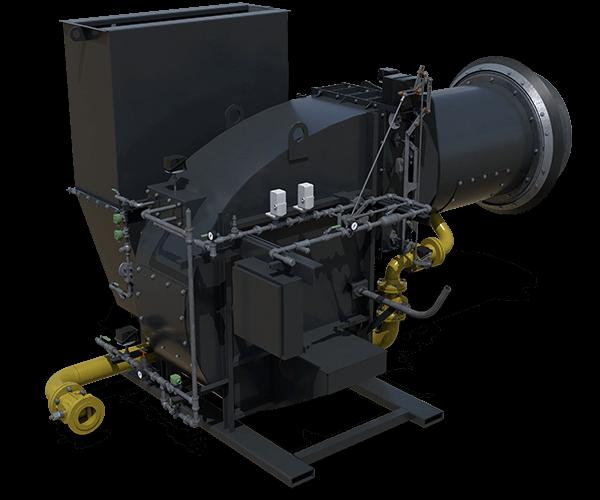 Astec Whisper Jet Asphalt Plant Burner for Aggregate Drying