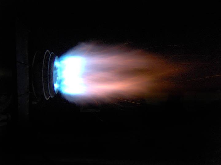 Astec Whisper Jet Asphalt Plant Burner for Aggregate Drying  Flame