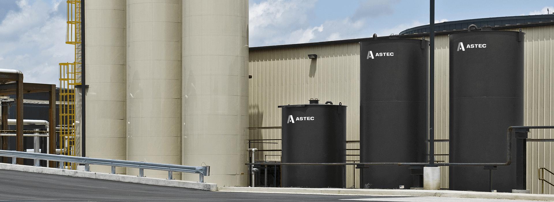 Heatec Fuel Storage Tanks