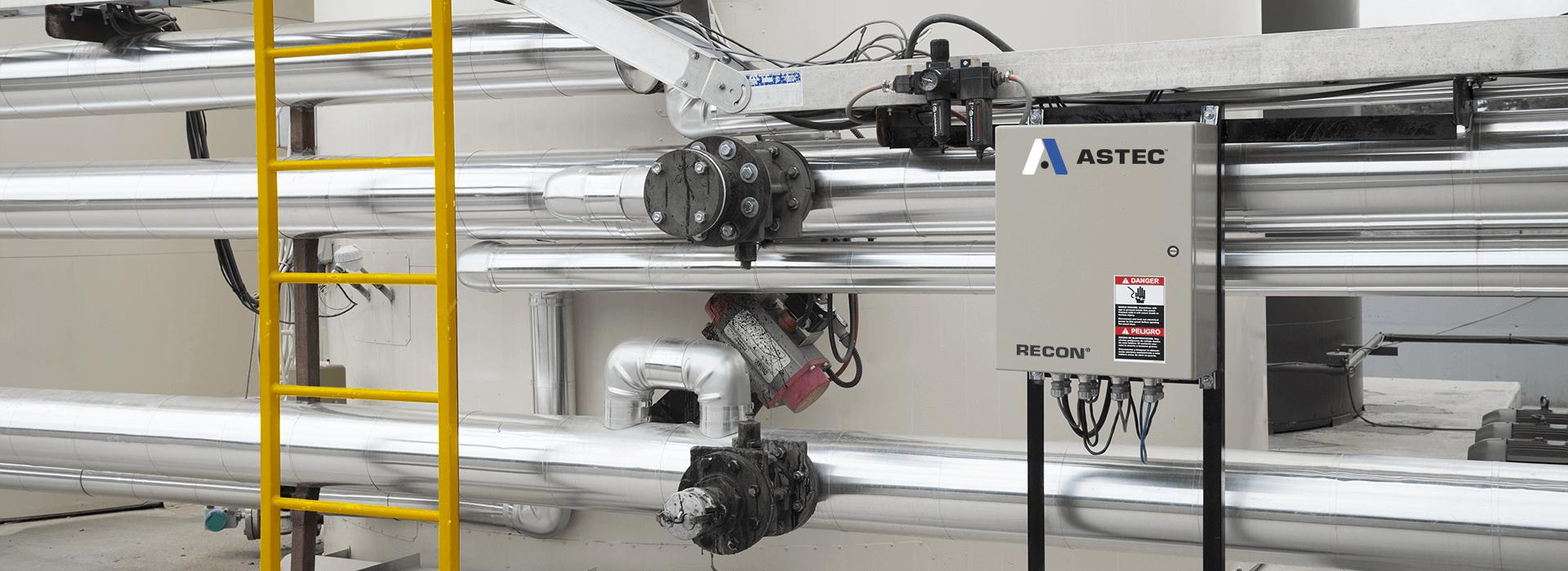 Heatec Recon Monitoring System