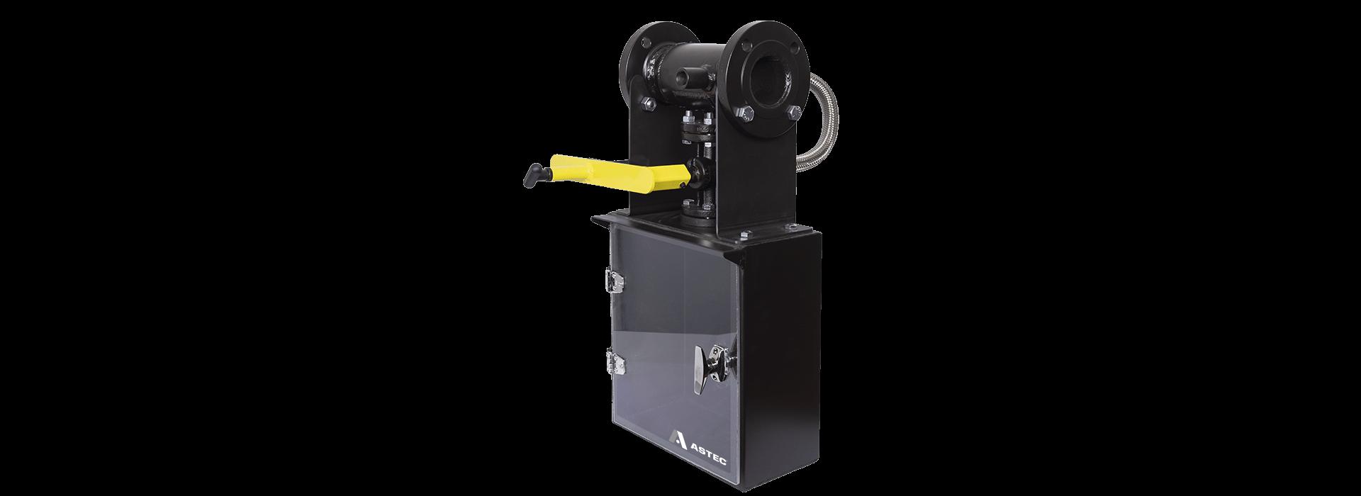 Heatec Safe Sampling System