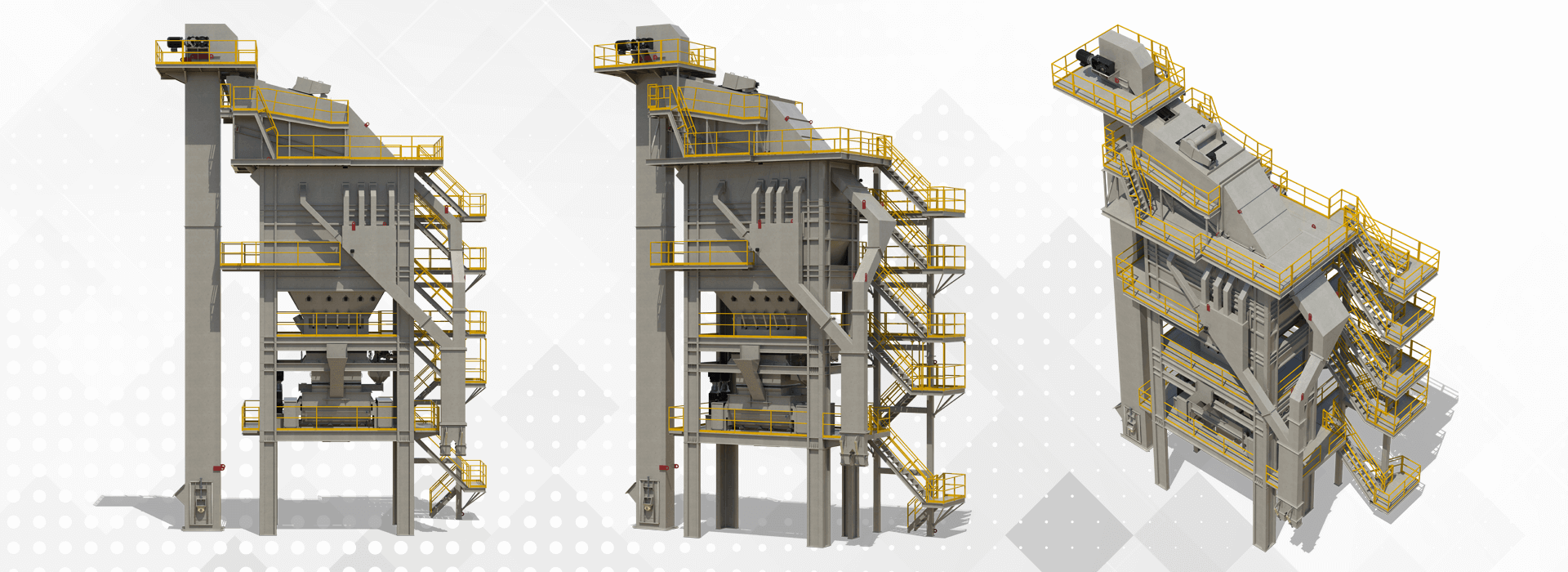 Astec ABT Tower 3D Illustration