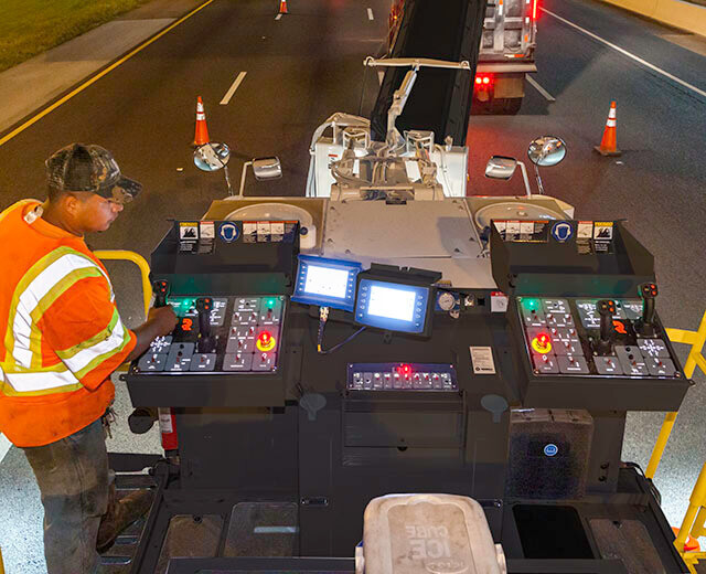 Roadtec Cold Planers Platform