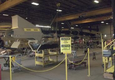 Overhead Crane Operation