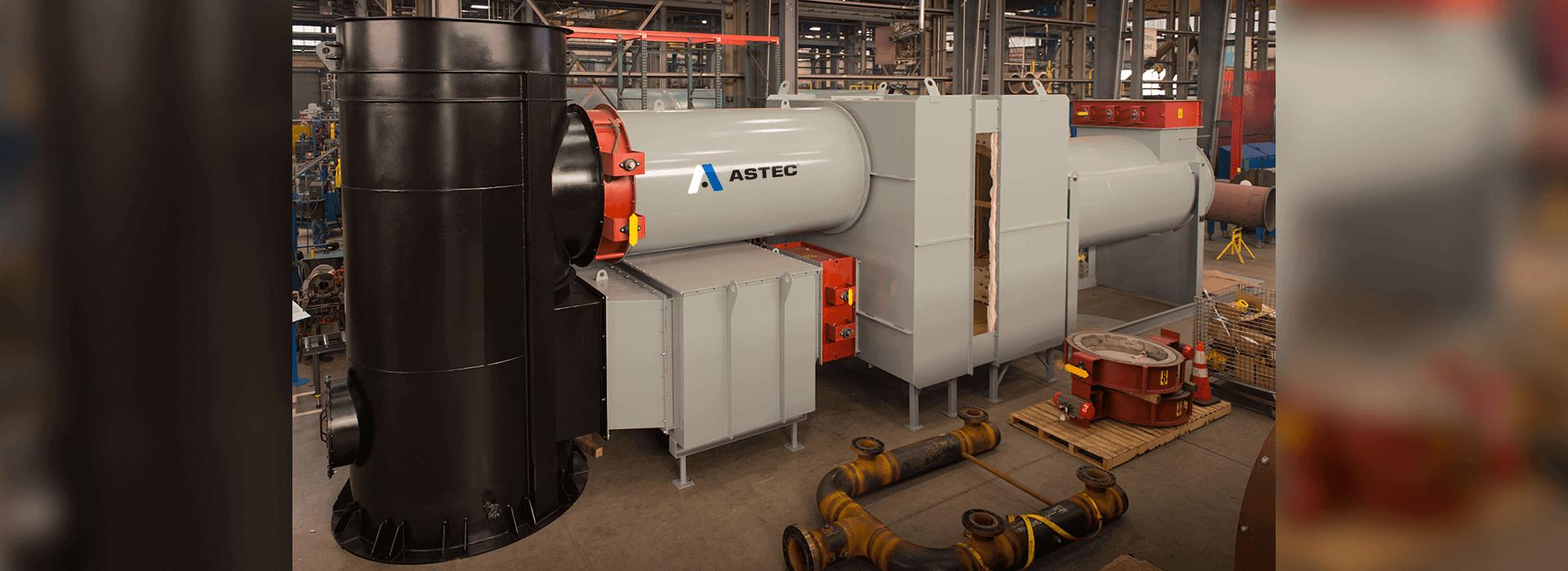 Heatec Catalytic Oxidizer