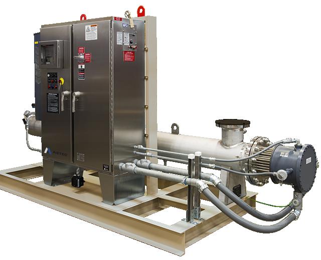 Heatec EHI Electric Circulation Heater