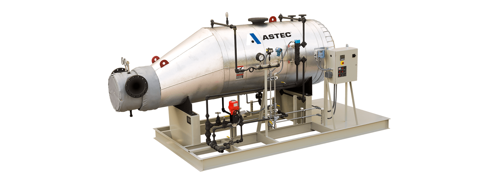 Heatec Steam Generator