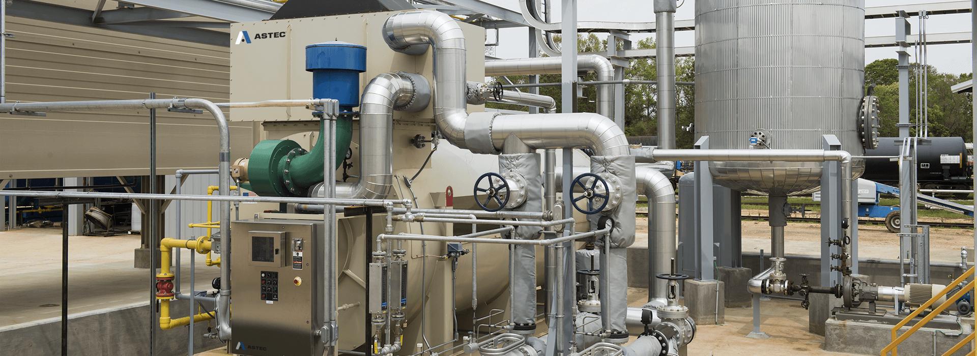 Heatec HCI Industrial Heater