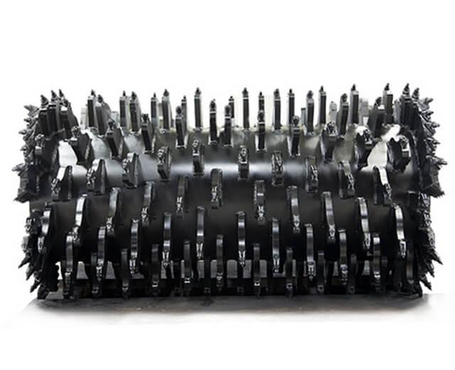 Roadtec Stabilizer/Reclaimer Cutter Drum