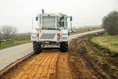 Roadtec SX-5 Stabilizer/Reclaimer