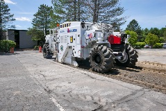Roadtec SX-8 Soil Stabilizer/Reclaimer