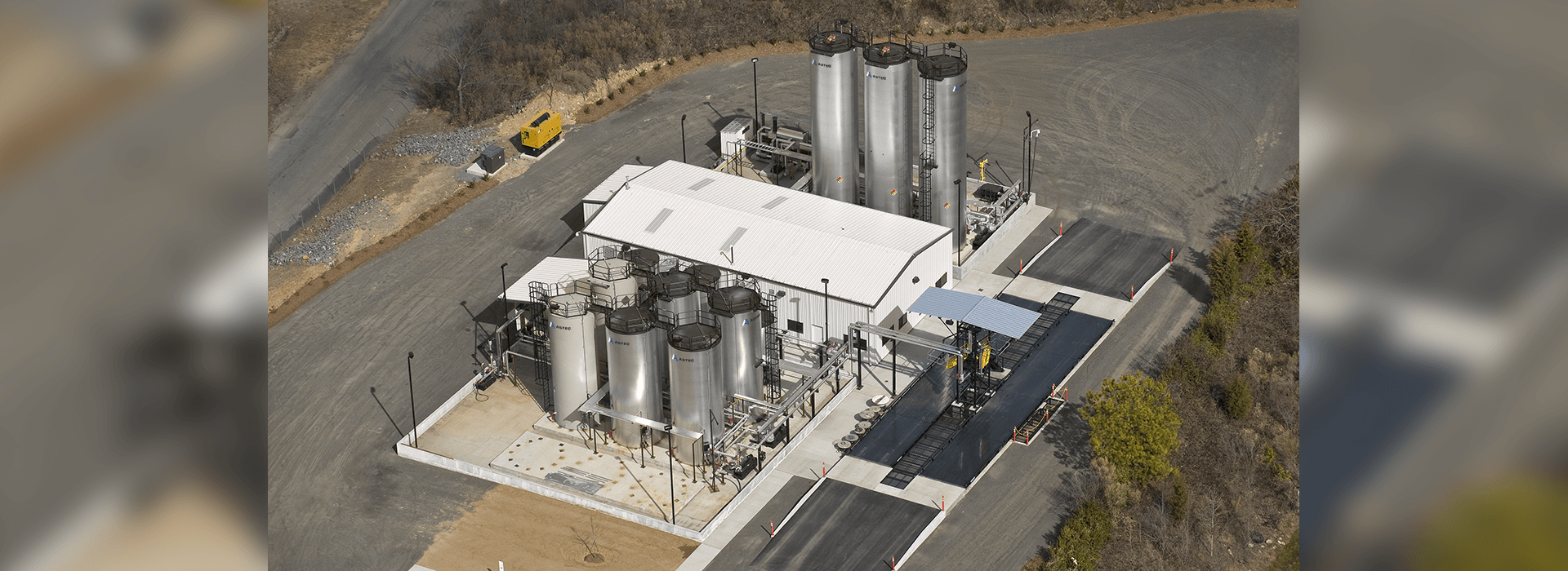 Heatec Asphalt Emulsion Plant