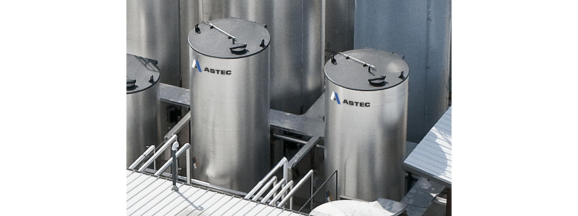 Heatec Surfactant Tanks