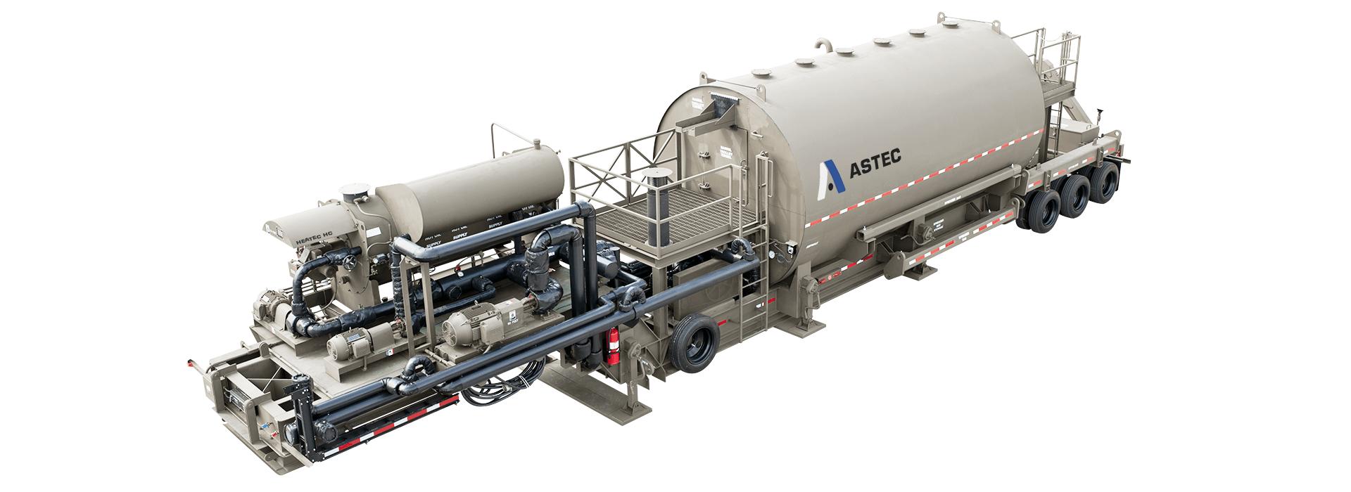 Heatec Barrel Melter