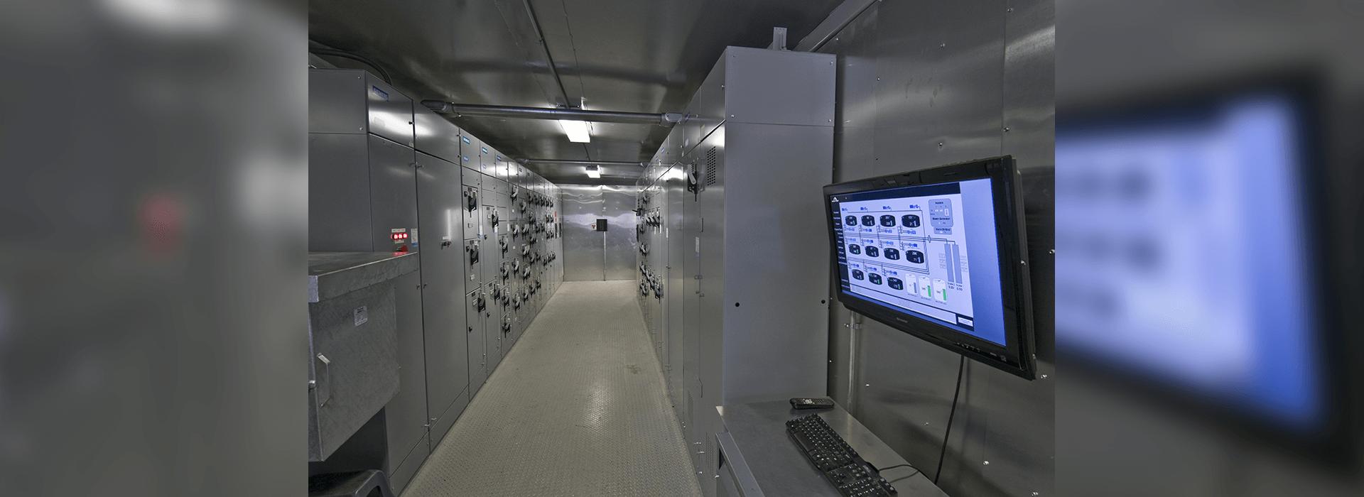 Heatec Motor Control System